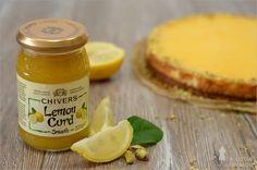 Rezept: Lemoncurd Cheesecake #rezept #recipe #kochen #backen #idee #essen #trend #filizity #kuchen #torte #salat #tafel
