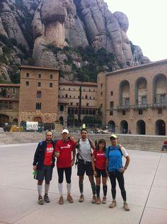 Red Runners: Cronica de la Matagalls - Montserrat (per ferranmoron)