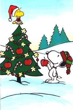 christmas iphone wallpaper tjn - Snoopy Christmas Wallpaper