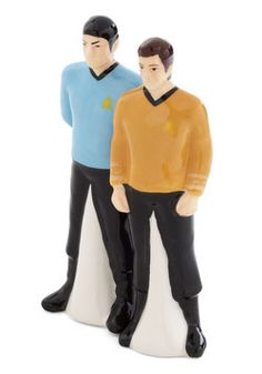 Spice, the Final Frontier Shaker Set, #ModCloth Perfect gift for my Star Trek loving Mom!