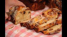 τσουρέκια αφράτα απλά & γεμιστά πλεξούδες  με 1,3, 4 κορδόνια απλές και ... Bread Recipes, Banana Bread, Youtube, Desserts, Food, Tailgate Desserts, Deserts, Essen, Postres