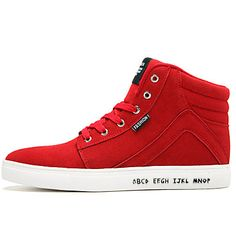 4bf4c5af0dec   34.99  Hombre Ante Primavera   Otoño Confort Zapatillas de deporte  Antideslizante Negro   Rojo   Azul