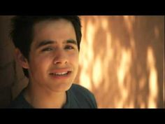 David Archuleta - Something 'Bout Love- I took my daughter to see him in December and I actually loved his concert.  Cute, cute!