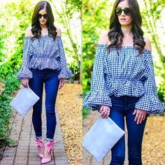 This top is seriously the bee's knees guys! Over on the blog today with my lovely gals for #wiwwlinkup  @liketoknow.it www.liketk.it/1JD6w #liketkit #bookofleisure #blogged #whatiwore #wiw #outfit by elizabetheuna