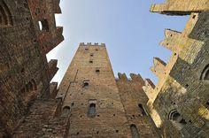 RoccaViscontea Castell'Arquato (PC) @CarloGrifone