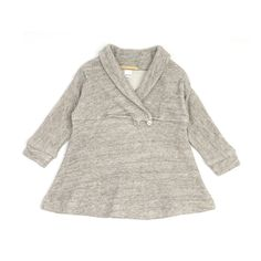 Baby Kate Japonese Jersey Shawl Collar Dress