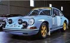 911 LeMans winner replica