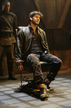 Only Sheppard could manage to slouch that much and look that insolent while being held hostage. Crossover, Stargate Universe, Michael Shanks, Sci Fi Tv, Ex Machina, Stargate Atlantis, Favorite Tv Shows, Star Trek, Movies And Tv Shows