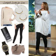 Queen Latifah's look for less: Monday 9.22.14