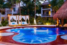 Best clothing optional resort in mexico