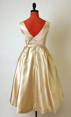 Charles James   Evening dress   American   The Metropolitan Museum of Art