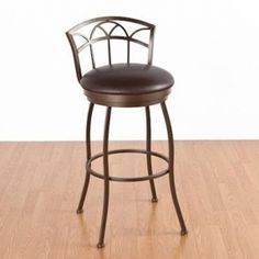 Have to have it. Frolic 34 in. Extra Tall Bar Stool - No Arms - Swivel - $283.8 @hayneedle
