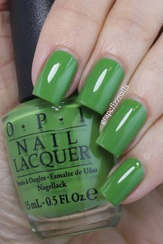 I'm Sooo Swamped! OPI New Orleans Collection 2016