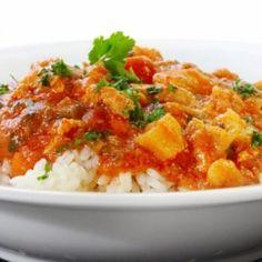 Kurczak tikka masala to danie wprost z Indii, pachnące kurkumą, imbirem, papryczką chili i specjalną przyprawą garam masala. Brytyjczycy...