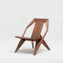 MEDICI chair - by Mattiazzi