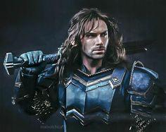 Kili ❤❤  The Hobbit: The battle of five armies..