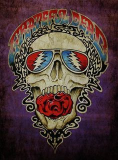 grateful dead art - Google Search Phish Posters, Band Posters, Music Posters, Gig Poster, Grateful Dead Music, Dead And Company, Psychedelic Art, Vintage Posters, Retro Posters