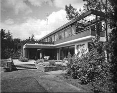 Hein Salomonson, Landhuis van Dijk, Waalre 1961-1962
