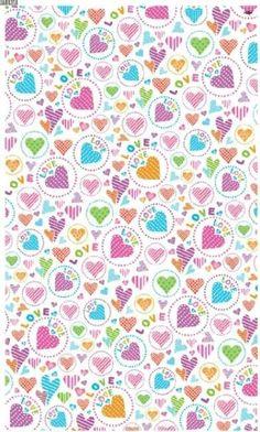 Papel rosa para imprimir hojas decoradas para imprimir - Hojas decoradas para ninas ...