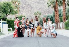 I'm finally breaking down my recent trip to Palm Springs for my friend Amanda's Bachelorette Party extravaganza. If you or anyone you know is engaged or about to plan a bachelorette … Bachelorette Outfits, Disney Bachelorette, Bachelorette Party Places, Bachelorette Party Pictures, Bachelorette Weekend, Palm Springs, Plus Populaire, Spring Girl, Destinations