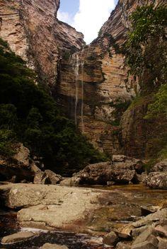 Cachoeira Encantada, Chapada Diamantina - BA