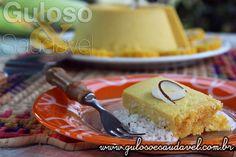 Ao ritmo das festas juninas temos um delicioso Pudim de Milho Verde com Coco Diet!  #Receita aqui: http://www.gulosoesaudavel.com.br/2014/06/20/pudim-milho-verde-coco-diet/