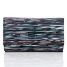 Duży czarny portfel damski Paolo Peruzzi Nero, #ladywallet