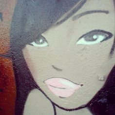 #Graffiti #Art #Pearl #Painting #Girl