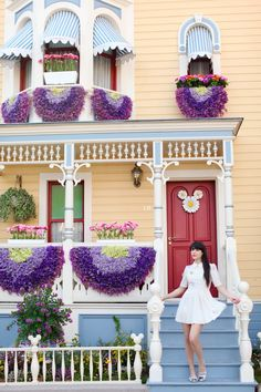 The Cherry Blossom Girl - Disneyland Paris Swing Into Spring 02