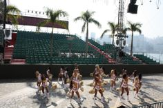 @Washington Redskins Cheerleaders in #HongKong for #ChineseNewYear