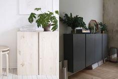10 fina tips hur du bäst stylar Ikea-skåpet Ivar Ikea Hack Storage, Ikea Hacks, Kitchen Dinning Room, Teenage Room, Beautiful Interior Design, Loft Design, Small Apartments, Living Room Interior, Furniture Makeover