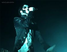 """Papa Emeritus of Ghost """"..and divine you feel my thrust."""""""
