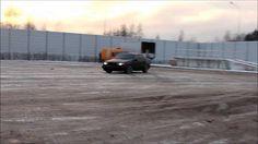 Volvo 850 R AWD snow Вольво 850 R полный привод снег Volvo 850R AWD