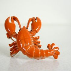 Lobster Brooch