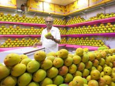 "Using the ""Controlled weather Expertise"", the scientists have designed new tools that can store fresh #mangoes for at least twenty eight days,"