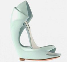 The Victoria Spruce SS 2012 Collection is Full of Strappy Wonders #shoes #footwear trendhunter.com