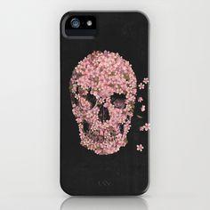 A Beautiful Death S4, iPhone & iPod Case by Terry Fan