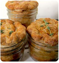 High 5 Pies: Potato Dill Cheddar Pie in a Ball Jar! Just one of many and they are so good both savory and sweet!  1400 12th Ave, Seattle, WA
