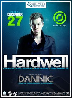Hardwell ft. special guest Dannic @ Echostage #DC #WashingtonDC #NYEweekend #edm  TICKETS: http://edm-nye.wantickets.com/Events/135747/Hardwell/