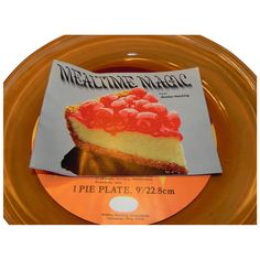 Anchor Hocking Fire KIng  Bake Ware Pie Pan 1976
