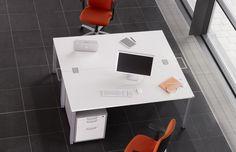 Büromöbel | Arbeitsplätze | BASIC 4 - Büromöbel König + Neurath