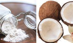 Hindistan cevizi yağı ve Karbonat Maskesi - Ne Nasıl Temizlenir Homemade Beauty, Beauty Care, Coconut, Fruit, Food, Essen, Meals, Yemek, Eten