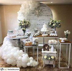 Bridal Shower, Table Decorations, Cake, Baptism Ideas, Instagram, Baby Showers, Shower Ideas, Birthday Ideas, Home Decor