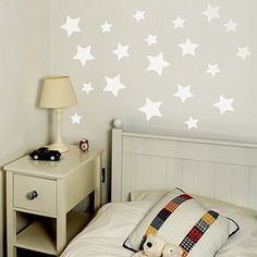 Star Set Wall Sticker Part 68