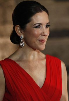 HRH Crown Princess Mary of Denmark in Mexico 11/12/2013