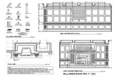 Millwork drawings by sania khan at coroflot cad deatail millwork architectural drawingsdiysarchitecture drawingsbricolagedo it yourselffai solutioingenieria Gallery