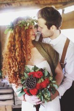rustic treehouse wedding inspiration
