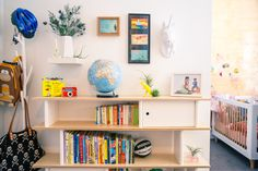 Tour of Rebecca Minkoff's Kids' Nursery | POPSUGAR Moms