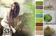 S/S 16 Colour Trends