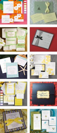 #Disney wedding invitations